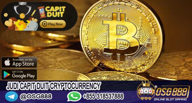 Judi Capit Duit Cryptocurrency